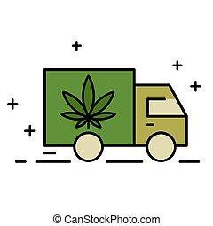 Delivery cannabis. Marijuana Legalization. - Delivery ...