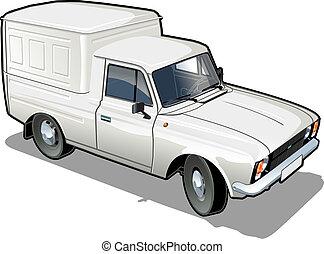 delivery / cargo van