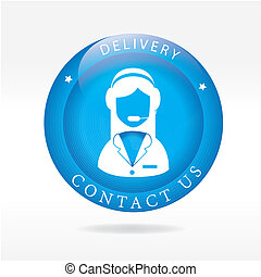 delivery contact us