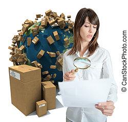 Delivery examination b