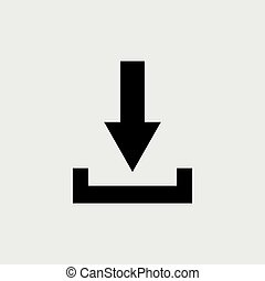 Delivery icon - Isolated logistic and delivery icon on a...