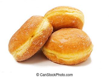 delizioso, donuts