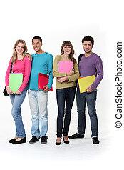 deltagare, högskola