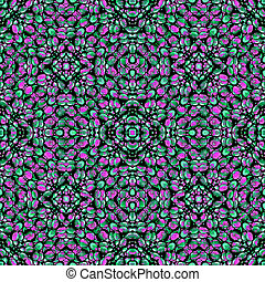 Deluxe Pattern Background