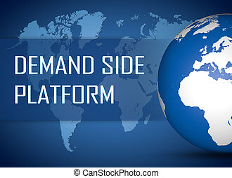 demanda, lado, plataforma