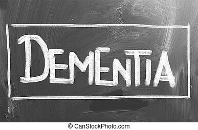 demencia, concepto