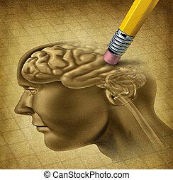demencja, choroba
