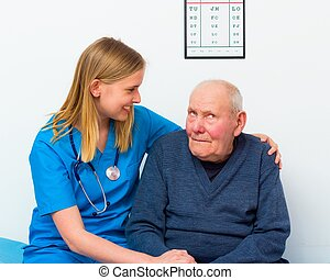 demencja, starszy