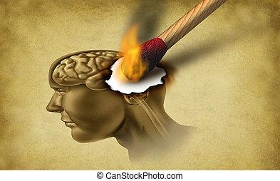 Dementia Brain Illness