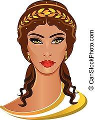 demeter, bohyně, řečtina