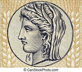 Demeter, Greek Goddess of Grain and Fertility - Demeter the...
