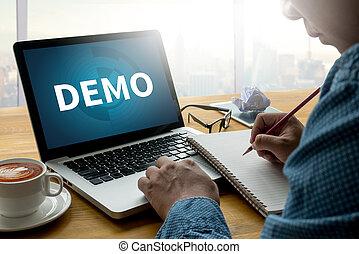 (demo, 下検分, demo, ideal)