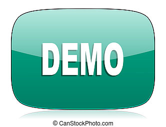 demo green icon