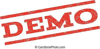 Demo Watermark Stamp