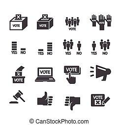 democracia, ícone