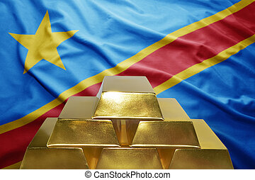 democratic republic of the congo gold reserves - shining...