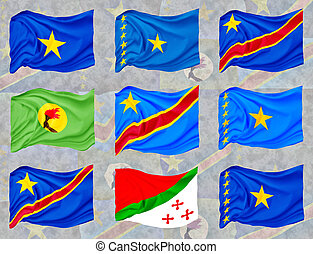 Democratic Republic of the Congo - Current and previous...