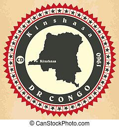 democratisch, republiek van de congo