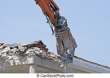demolisher
