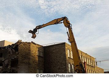 demolizione
