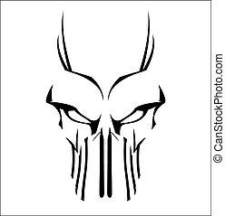 Demon. Phantom. Alien. Predator. - Artwork. Suitable for ...