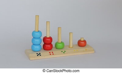 Demonstration of colorful game - Demonstration of colorful...