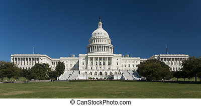 den, amerikanskt. capitolium