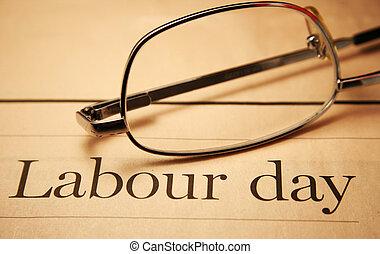 den, dělnictvo