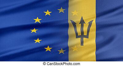 den europeisk union, och, barbados.