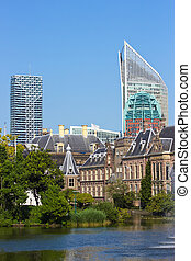 Dutch Parliament in The Hague, The Netherlands