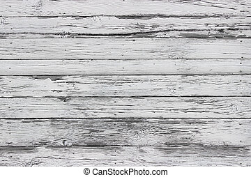 den, hvid, træ tekstur, hos, naturlig mønster, baggrund