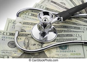 den, kost af healthcare