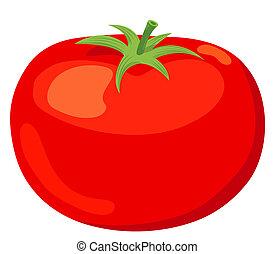 den, tomato.