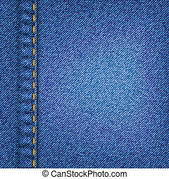 denim fabric - illustration of denim fabric texture