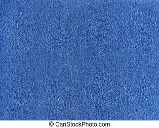Denim jeans background - Striped textured blue jeans denim...