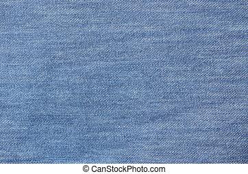 Denim texture - Background with blue jeans texture
