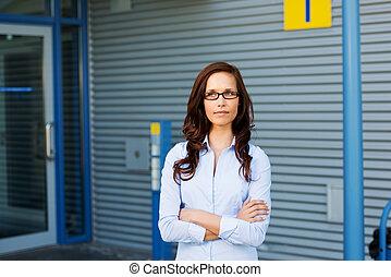 denken, businesswoman