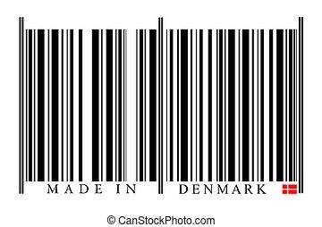 Denmark barcode