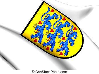 Denmark Coat of Arms