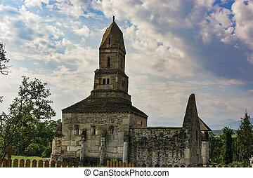 Densus Church , Romania