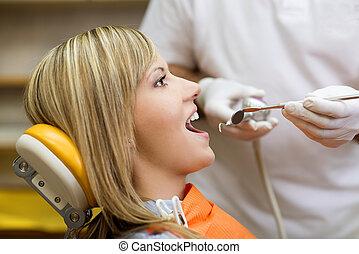 dentaal bezoek