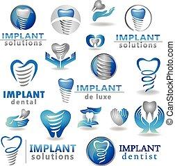 dentaal, implants