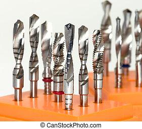 dentaal, inplanting, set