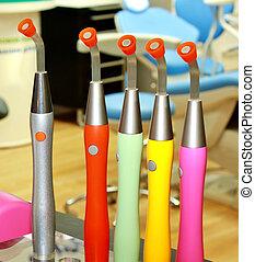 dentaire, appareils