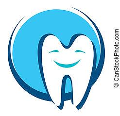 dentaire, icône