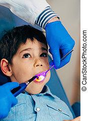dentaire, traitement