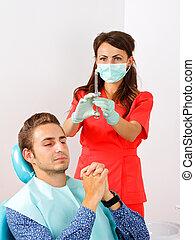 dental, anestesia