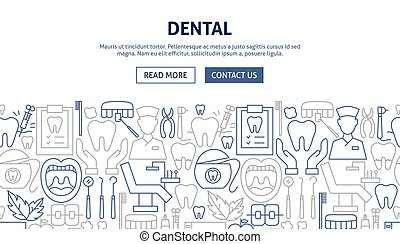 Dental Banner Design