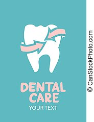 Dental care design concept