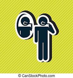 dental care icon design